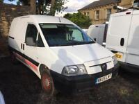 Peugeot expert van 1.9 diesel 2005 spares repairs
