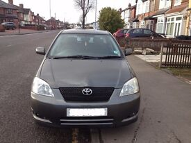 Toyota Corolla Diesel,Electric Windows, Alloys,A/C,CD Player,PAS,PSH+MORE!!