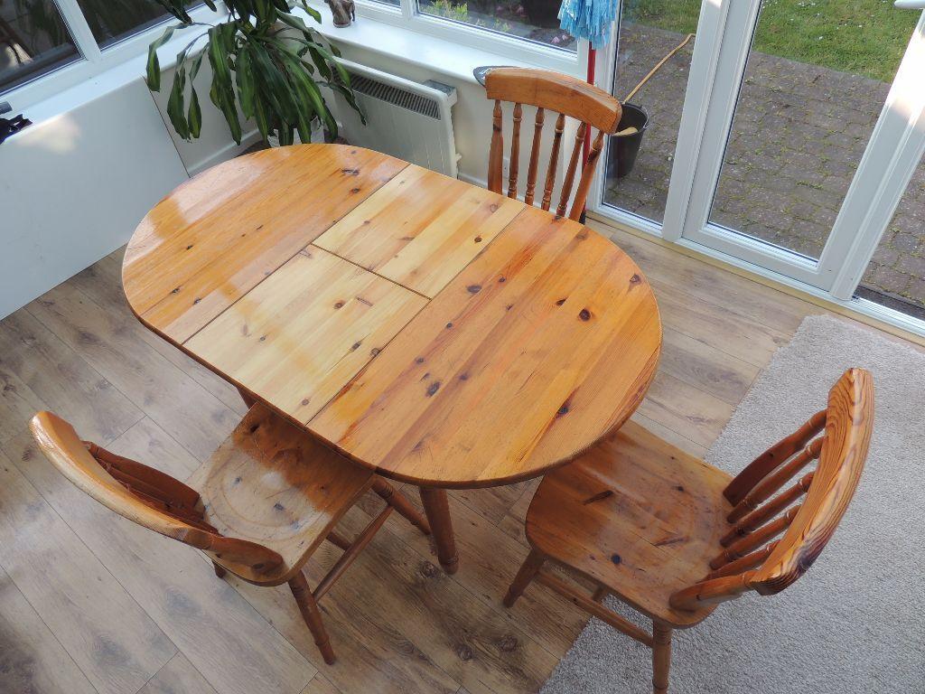 Pine Kitchen Chairs Gumtree