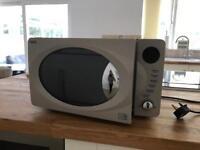 NEXT microwave!