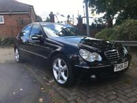 Mercedes Benze Class C320 CDI Avantgarde SE 7G-Tronic 4door