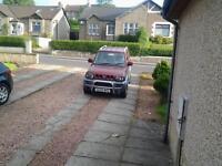 Suzuki Jimny spares or repair