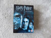 Harry Potter - The Complete 8 - film collection