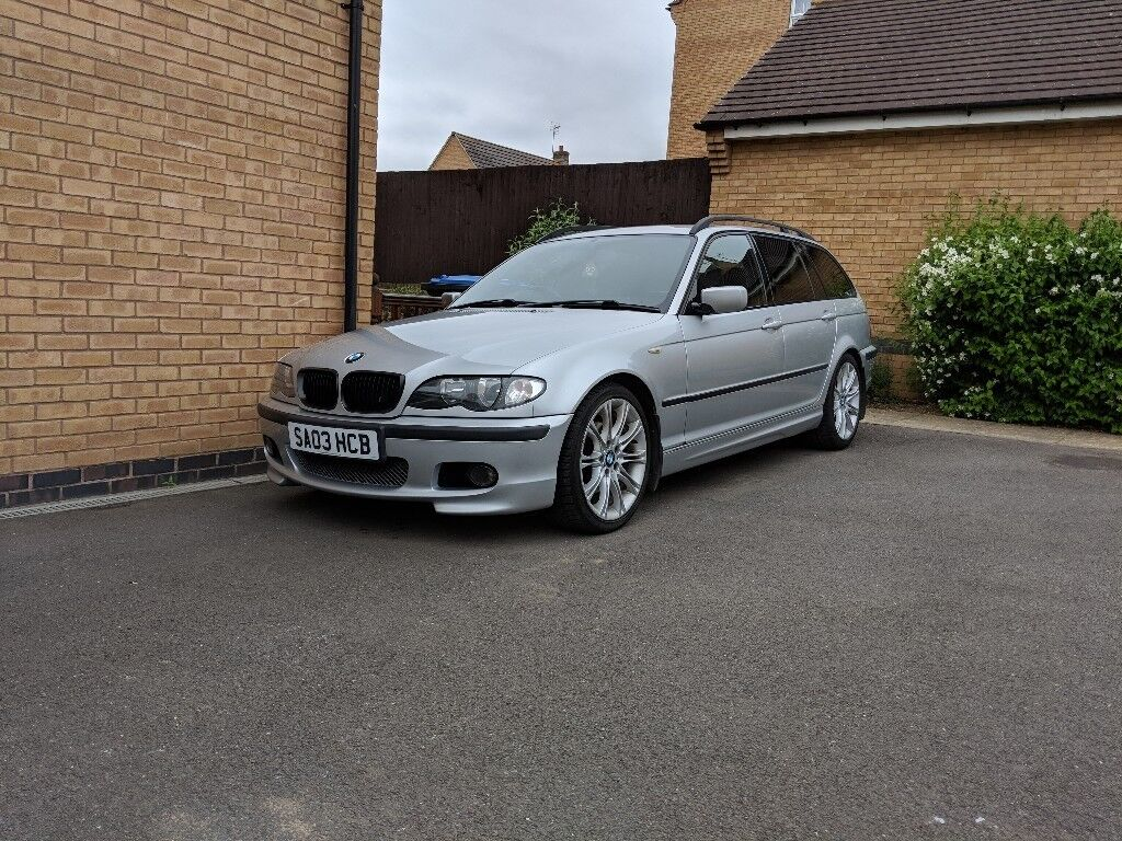 2003 bmw e46 touring m sport 2 5 petrol manual in rugby. Black Bedroom Furniture Sets. Home Design Ideas