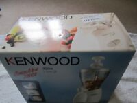 Kenwood Smoothie junior 350W I Litre SB100 series in original box - in new condition.