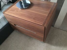 2 x bedside tables for sale