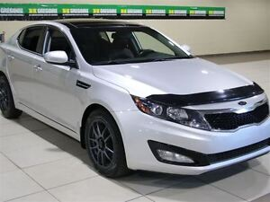 2011 Kia Optima EX LUXURY CUIR TOIT PANO NAVIGATION