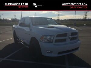 2012 Ram 1500-Sport with Leather!