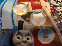 THOMAS AND FRIENDS TODDLER BED SET