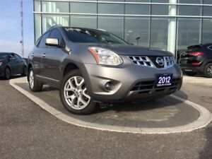 2012 Nissan Rogue SL AWD NAV BACK-UP CAMERA LEATHER