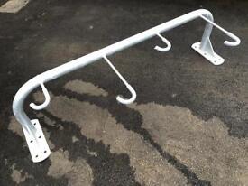 Bicycle storage rack