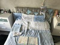 Cot bedroom set