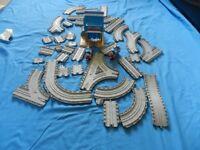 Thomas & Friends sodar engine wash with 2 trains
