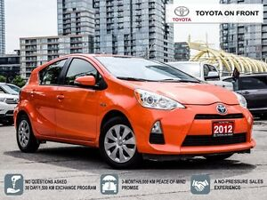 2012 Toyota Prius c Upgrade Package