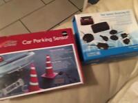 Brandnew car parking sensors.