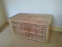 Blacket box / Storage box / Storage Table - IKEA Hol - Highbury North London