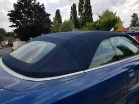 Audi A4 B6 Electric Soft Top Hood