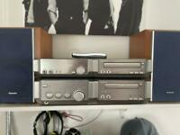Technics HiFi CD player, Cassette player and fm radio