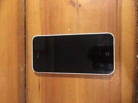 iPhone 5c (white) 32gb - Excellent condition