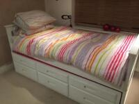 Ikea day bed with two free mattress from a beautiful home