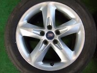 """FORD FOCUS, GALAXY, MONDEO,TRANSIT CONNECT, C-MAX, S-MAX 16"""" ALLOY WHEELS"""