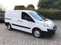 2008 Citroen Dispatch 2.0 HDi SWB Van FULL HISTORY, NEW MOT, NO VAT (Peugeot Expert Fiat Scudo)