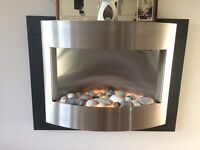 Electric Fire - Tuscany Focal Point
