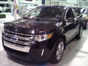 2013 Ford Edge LIMITED+ AWD+ NAVIGATION+ CUIR+ TOIT