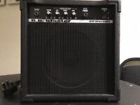 10W Practice Bass Amp