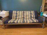 Futon Double Sofa Bed