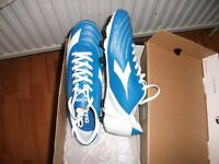 Mens' Football Boots - Size 8.5 (UK)