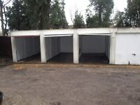Vacant Garages on Thorpe Road for Rent ( 5 minute from train station).