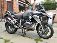 2013 BMW 1200GS LC