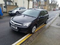 Vauxhall asrta 1.7 cdti 6 speed. low mileage with mot history