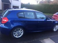 BMW, 1 SERIES, M SPORT, Hatchback, 2007, Manual, 1995 (cc), 5 doors
