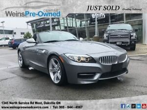 2011 BMW Z4 CONVERTIBLE| NAV| LEATHER| LOADED