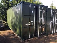 Self Storage - Garage - Shipping Container - 20ft/8ft - Dry/ Secure - Near Dorking/ Guildford