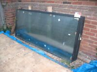 Big double glazed units, wrong size delivered....BARGAIN