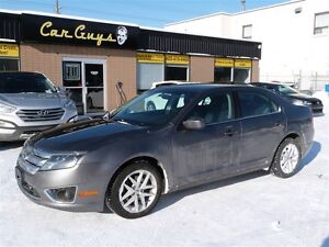 2012 Ford Fusion SEL- Bluetooth, Key-less Entry