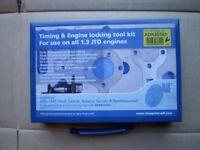 Blueprint Timing & Engine Locking Tool kit