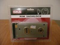 SKS Rim Sash Lock