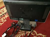 PC MONITOR HP 22 inch VERY GOOD CONDITION