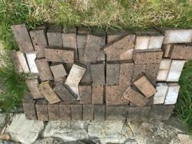 Pathway bricks.