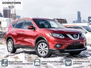 2014 Nissan Rogue SV AWD *ONE OWNER & ACCIDENT FREE*