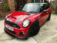 2008 Mini R56 Factory JCW 1.6 Hatchback Red Manual 81000 Miles