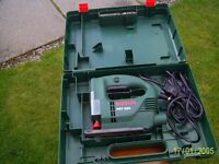 Bosch Sander excellent condition never been used
