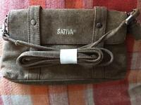 Sativa Hemp Bag- New