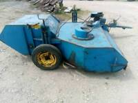 Kidd ultimow mower/topper with conditioner