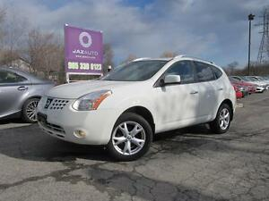 2010 Nissan ROGUE SL WARRANTY AVAILABLE LEATHER HEATED SUNROOF B