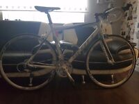 Scott speedster road bike and garmin edge 1000